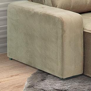 pé de sofá modelo rubi