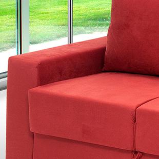 assento de sofá cama modelo summer