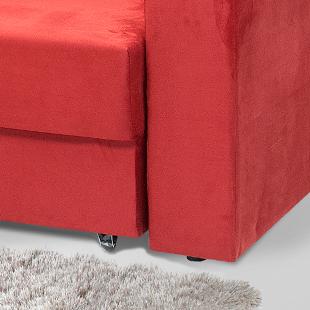 pé de sofá cama modelo summer