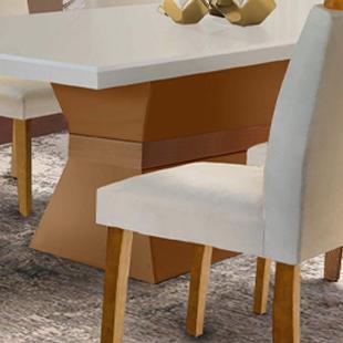 Base de mesa de jantar Camboriu