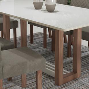 Base de mesa de jantar
