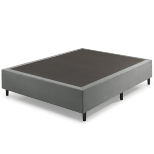 base de colchão cinza